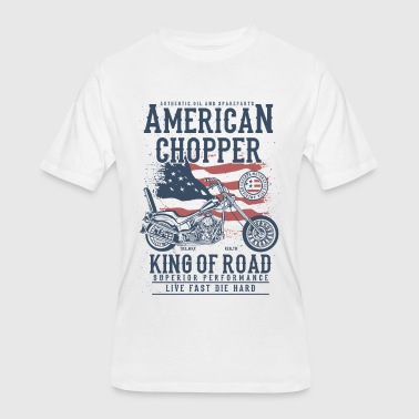 American Choppers American Chopper - Men's 50/50 T-Shirt
