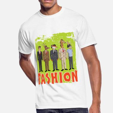 Fashionable FASHION - Men's 50/50 T-Shirt