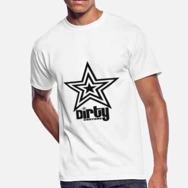 Couture Dirty Couture Star - Men's 50/50 T-Shirt