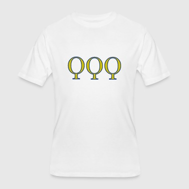 Queso Queso Queso - Men's 50/50 T-Shirt