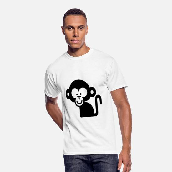 Animal T-Shirts - Animal rights - Men's 50/50 T-Shirt white