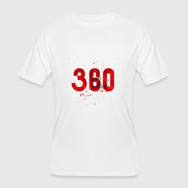 360° Cool 360 R - Men's 50/50 T-Shirt