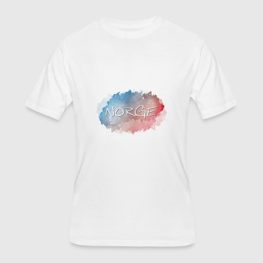 Norge - Norway - Men's 50/50 T-Shirt