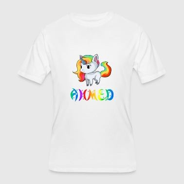 Ahmed Unicorn - Men's 50/50 T-Shirt