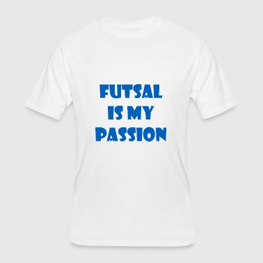 futsal passion - Men's 50/50 T-Shirt