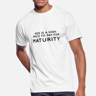 Mature Maturity - Men's 50/50 T-Shirt