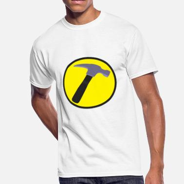 Captain Hammer Captain Hammer - Men's 50/50 T-Shirt