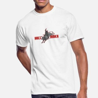 Bull-riders Bull Rider - Men's 50/50 T-Shirt