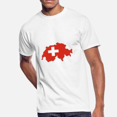 Switzerland switzerland - Men's 50/50 T-Shirt