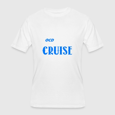 Disorder Obsessive Cruise Disorder Tshirt - Men's 50/50 T-Shirt