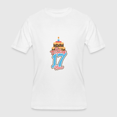 Birthday 17 - Men's 50/50 T-Shirt