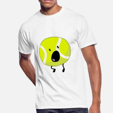 Teespring Tee shirt tennis ball - Men's 50/50 T-Shirt