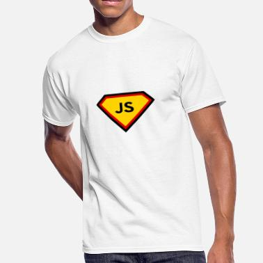 Programming Java Java script - js programming language - Men's 50/50 T-Shirt