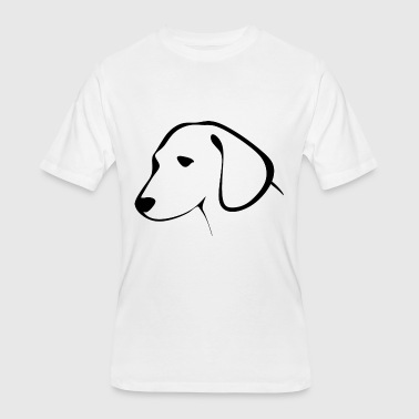 sweet dog - Men's 50/50 T-Shirt