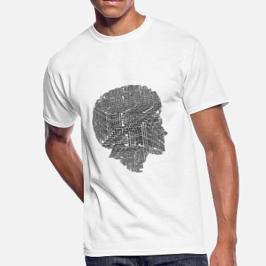Black Man Man Black Is Beautiful Black - Men's 50/50 T-Shirt