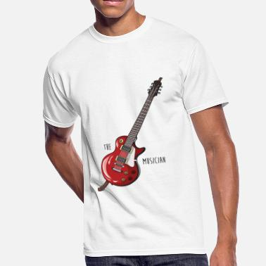 Super Musician The musician - guitar hero - Men's 50/50 T-Shirt