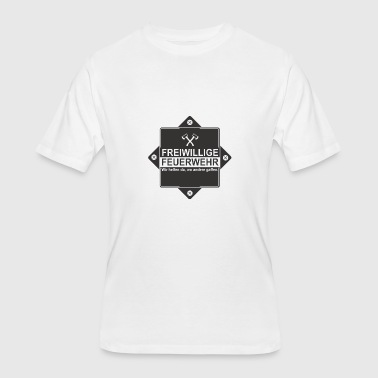 Fire Fighter Quotes Fire fighter - Men's 50/50 T-Shirt