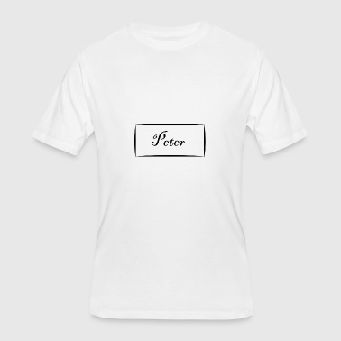Peter - Men's 50/50 T-Shirt