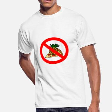 No Pineapple On Pizza Pineapple Pizza - Men's 50/50 T-Shirt