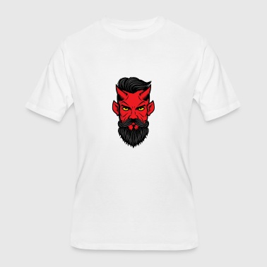 devil demon fiend deuce bogy - Men's 50/50 T-Shirt