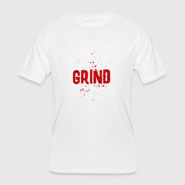 The Grind GRIND - Men's 50/50 T-Shirt