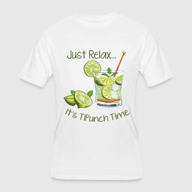 Tpunch time - Men's 50/50 T-Shirt