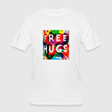 Hugs - Men's 50/50 T-Shirt