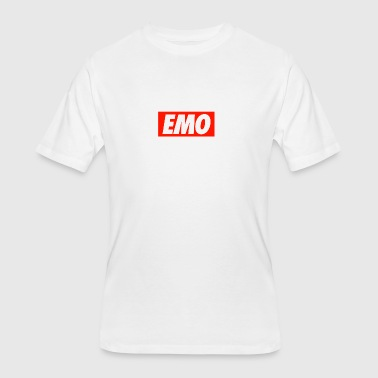 Emo-girl EMO - Men's 50/50 T-Shirt