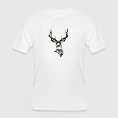 Big Bucks BIG BUCK - Men's 50/50 T-Shirt