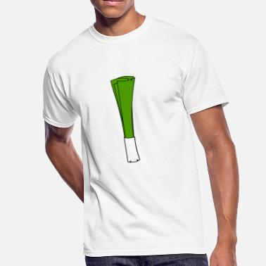 Leek Leek - Men's 50/50 T-Shirt