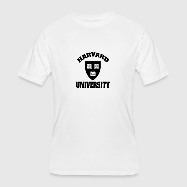Harvard University T81 Couple - Men's 50/50 T-Shirt