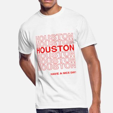 Houston Rockets Houston - Men's 50/50 T-Shirt