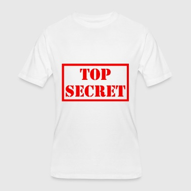 Nsa Bnd Top Secret - Men's 50/50 T-Shirt