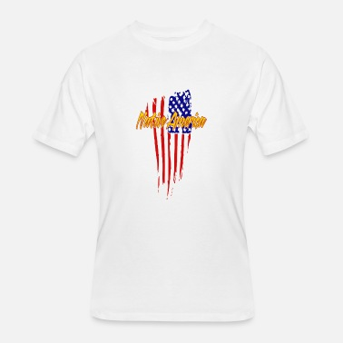 Native America native america - Men's 50/50 T-Shirt