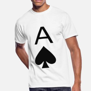 Ace Of Spades Ace Of Spades - Men's 50/50 T-Shirt