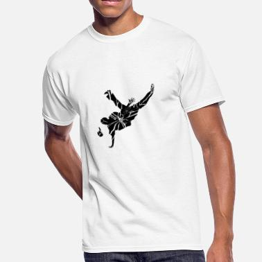 Break Dance Break Dance - Men's 50/50 T-Shirt