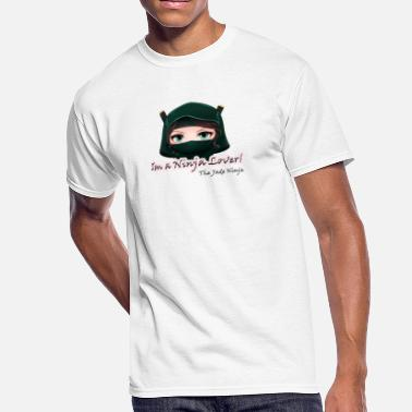 Im a Ninja Lover - Men's 50/50 T-Shirt