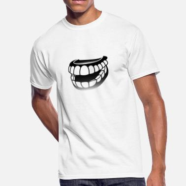 Denture Artificial Teeth - Men's 50/50 T-Shirt