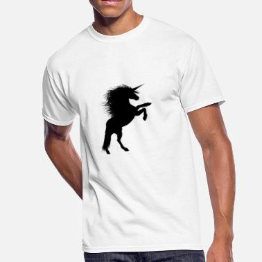 Shop Unicorn Silhouette T-Shirts online   Spreadshirt