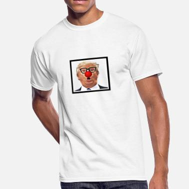 Trump Clown Clown President - Men's 50/50 T-Shirt