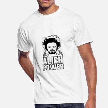 Alien power - Men's 50/50 T-Shirt