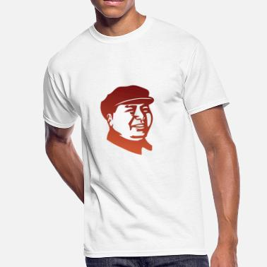 Peoples Republic Of China Mao Zedong - Men's 50/50 T-Shirt