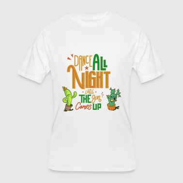 Prickly Cactus dance - Men's 50/50 T-Shirt
