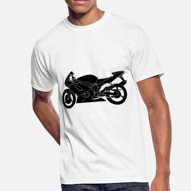 Fuck Motorcycles motorcycle - Men's 50/50 T-Shirt
