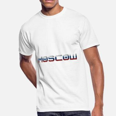 National Colors Moscow - National Colors - Kremlin - Men's 50/50 T-Shirt