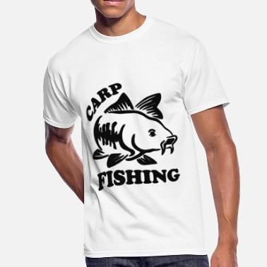 Carp Carp Fishing - Men's 50/50 T-Shirt