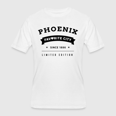Favorite City Phoenix - Men's 50/50 T-Shirt