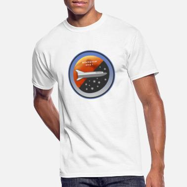 Starship Starship - Men's 50/50 T-Shirt