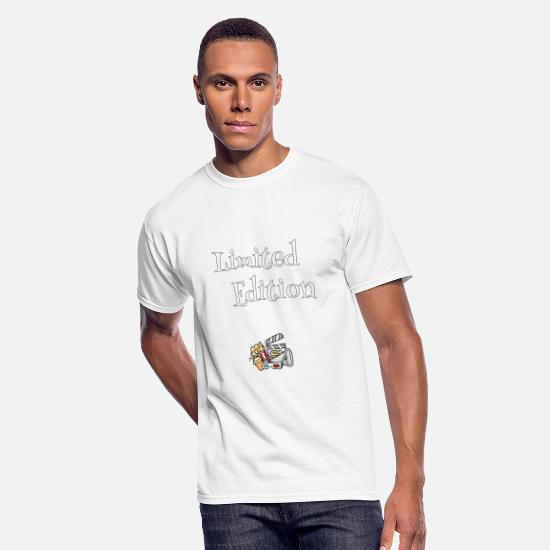 Product T-Shirts - Limited - Men's 50/50 T-Shirt white