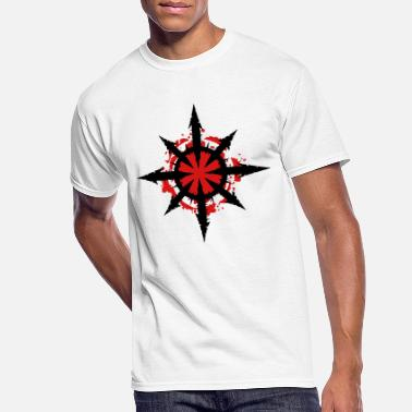 Chaos Star of Chaos - Men's 50/50 T-Shirt